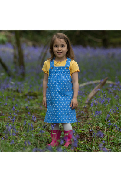 Daisy Pinafore Dress - Kite Fashion - Snugglefox