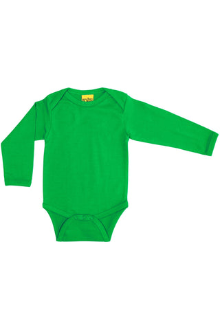 Green Long Sleeve Body | More Than a Fling | DUNS Fashion - Snugglefox