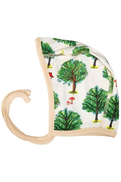 Baby Cap/Bonnet Fox Tree - Light Tan - DUNS