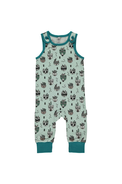Animal Mix - Dungaree - Maxomorra