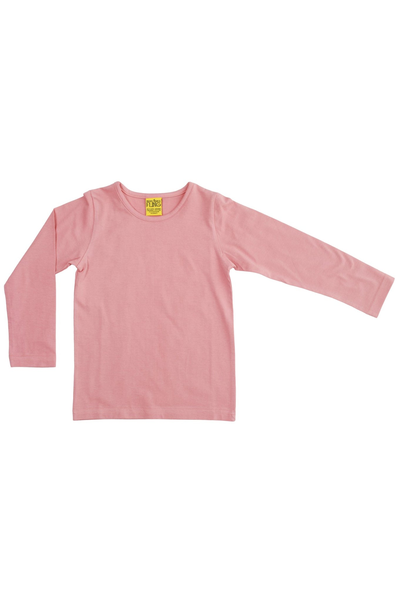Blush Long Sleeve Top | More Than a Fling | DUNS Fashion - Snugglefox