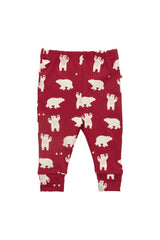 Polar Bear Leggings - Piccalilly Fashion - Snugglefox