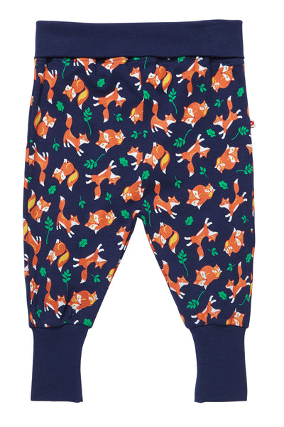 Fox Pull Up Trouser - Piccalilly Fashion - Snugglefox
