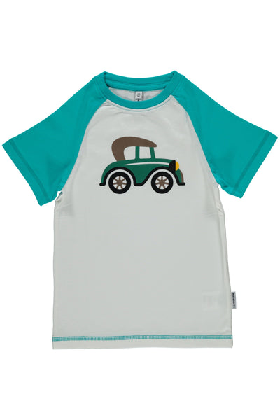Veteran Cars T-Shirt - Maxomorra  - Snugglefox