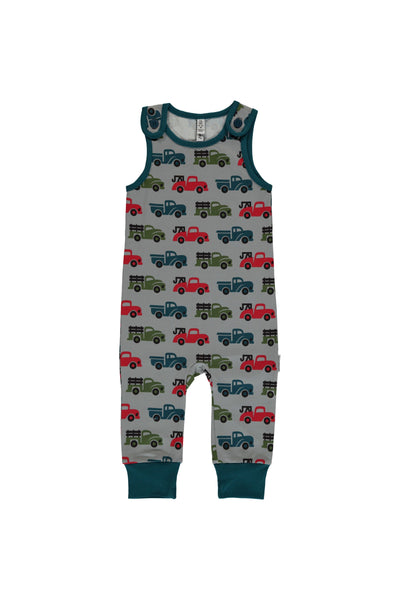 truck - Playsuit - Maxomorra Fashion - Snugglefox