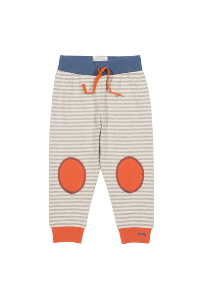 Kneepatch Stripy- Jogger Pants - Kite Fashion - Snugglefox
