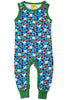 Dungaree Blueberry Blue- DUNS Fashion - Snugglefox