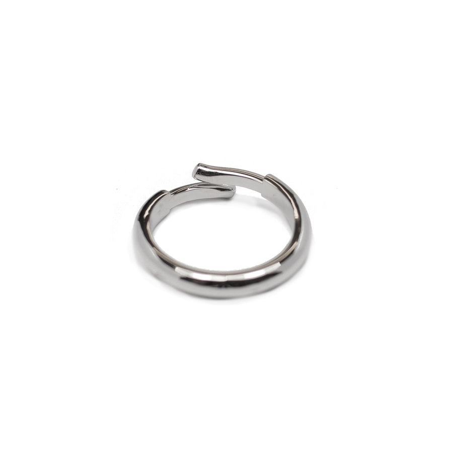 Bague 404 Pure White Gold