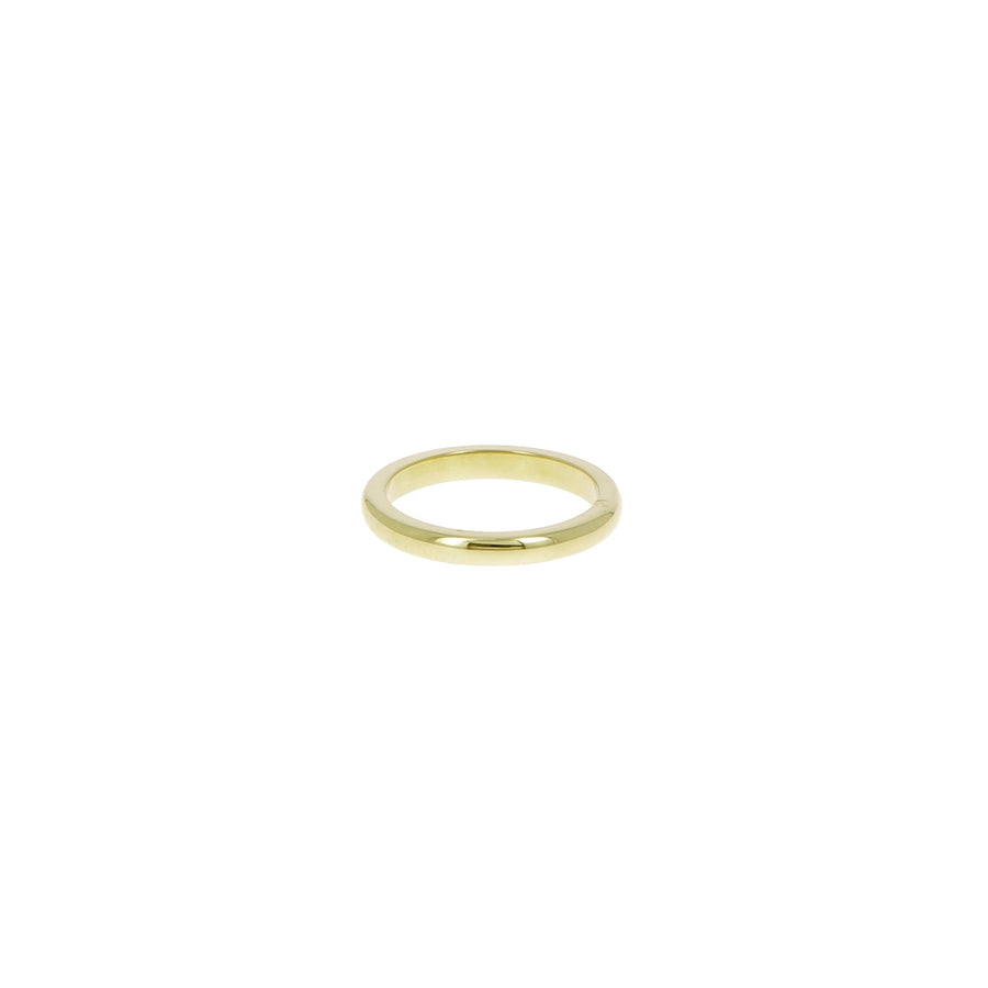 Bague Or Jaune 3 Diamants