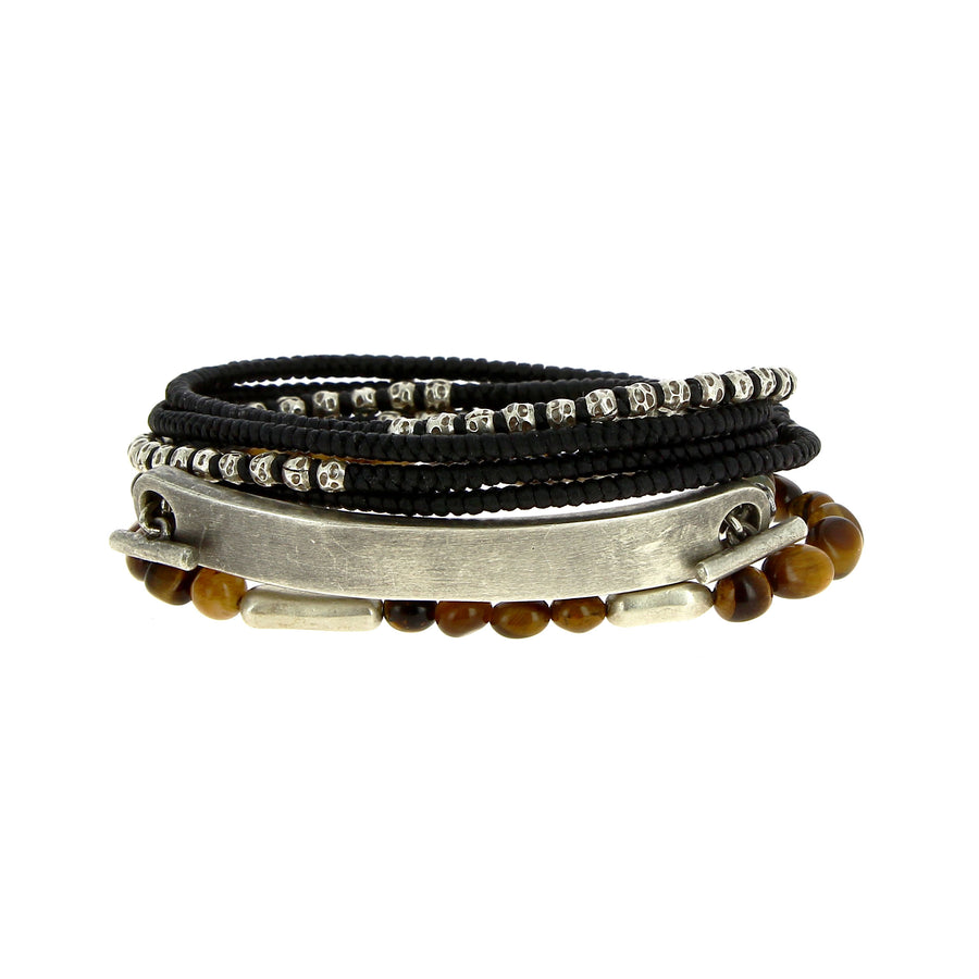 Stack Tiger Eye