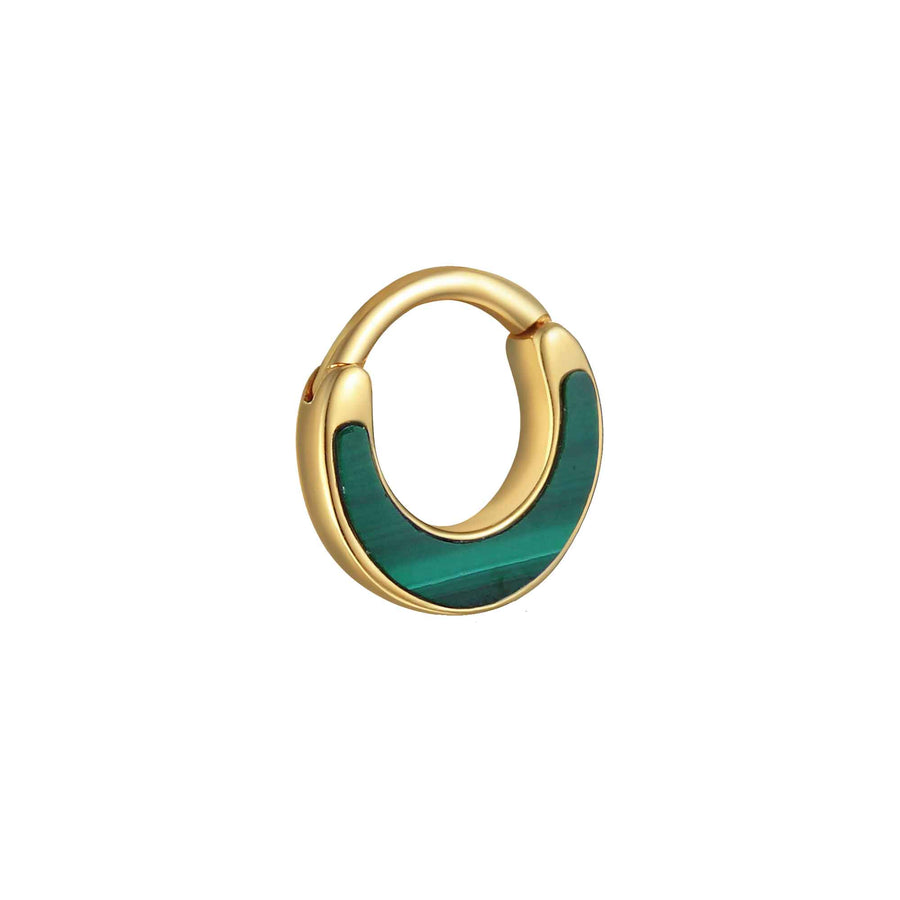 6mm Malachite Clicker