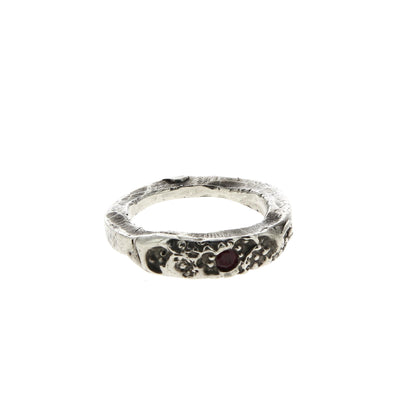 Bague Ruby - Alberto Gallinari - Bagues pour homme - Mad Lords