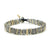 Bracelet Distressed Or et Argent