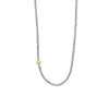 Collier Hematite perle d'or - Boaz kashi - Colliers pour femme - Mad Lords