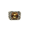 Bague Citrine - Mad Lords Private Collection - Bagues pour homme - Mad Lords