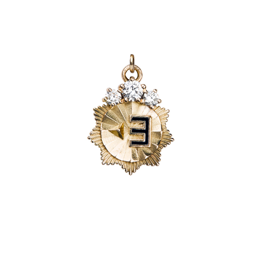 Pendentif mini east diamond - Mad Lords - Colliers pour femme - Mad Lords