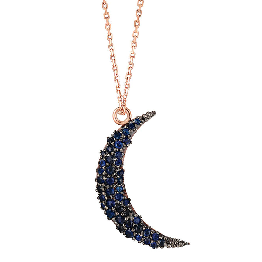 Pendentif Luna Charm - Melie Jewelry - Colliers pour femme - Mad Lords