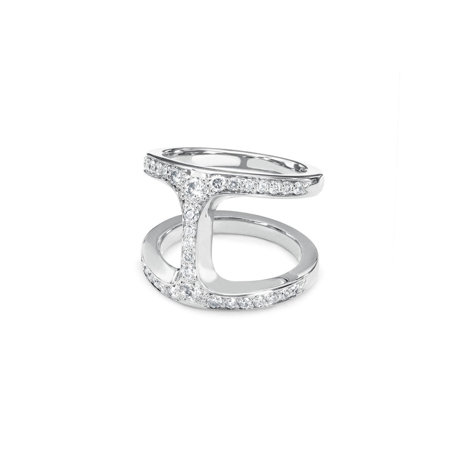 Bague Dame Phantom Diamants