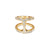 Bague Dame Panthom Diamants