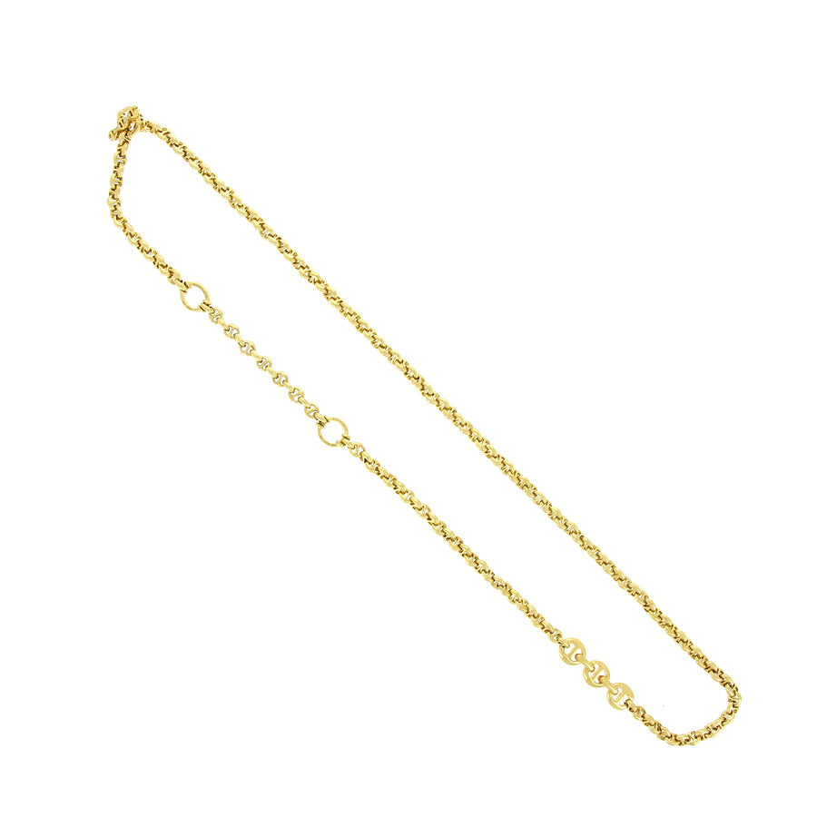 Collier Open Link