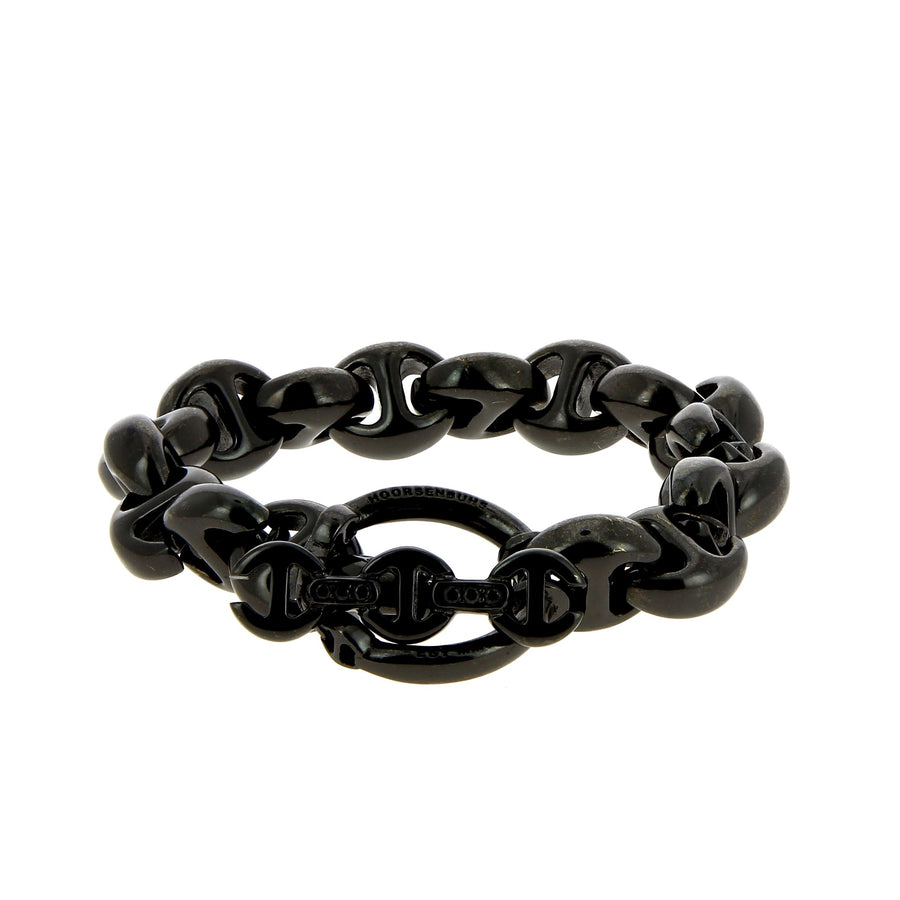 Bracelet Antiquated Noir