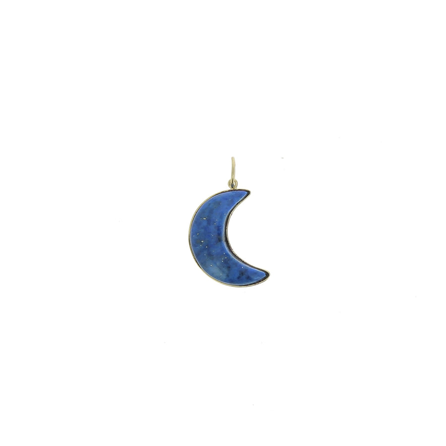 Charm Small Blue Moon