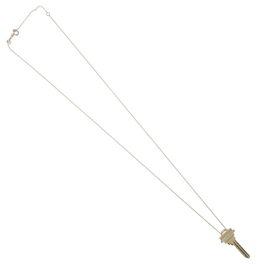 Pendentif Gold & Diamond Key
