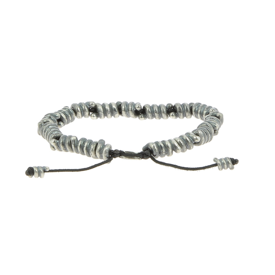 "Bracelet ""Large Coiled Knotted"""