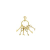 Pendentif Wish Keys - Melie Jewelry - Colliers pour femme - Mad Lords