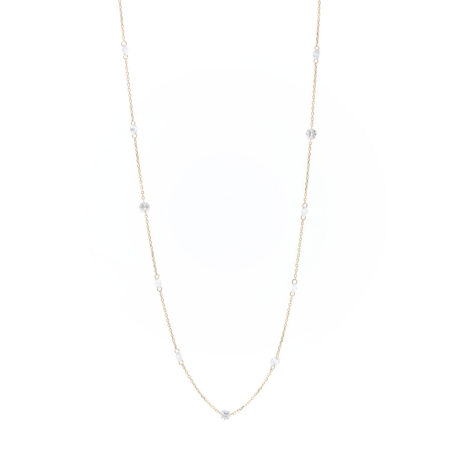 Collier Danaé Multi Diamants