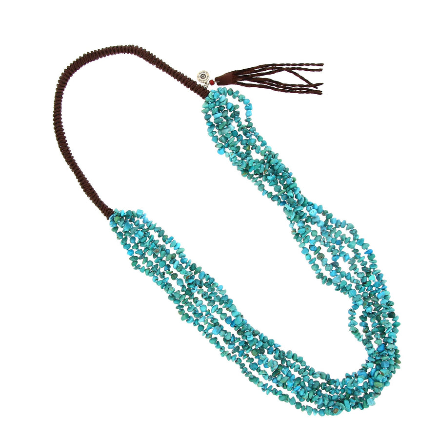 Collier Vault Turquoise