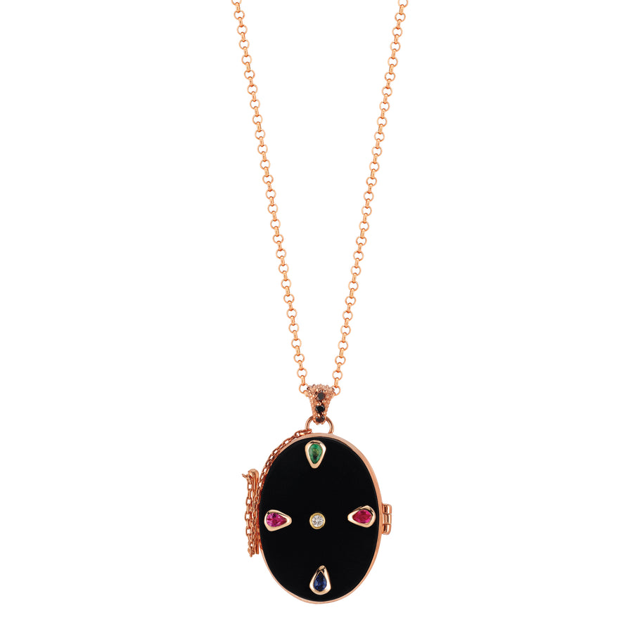 Collier Golden Compass