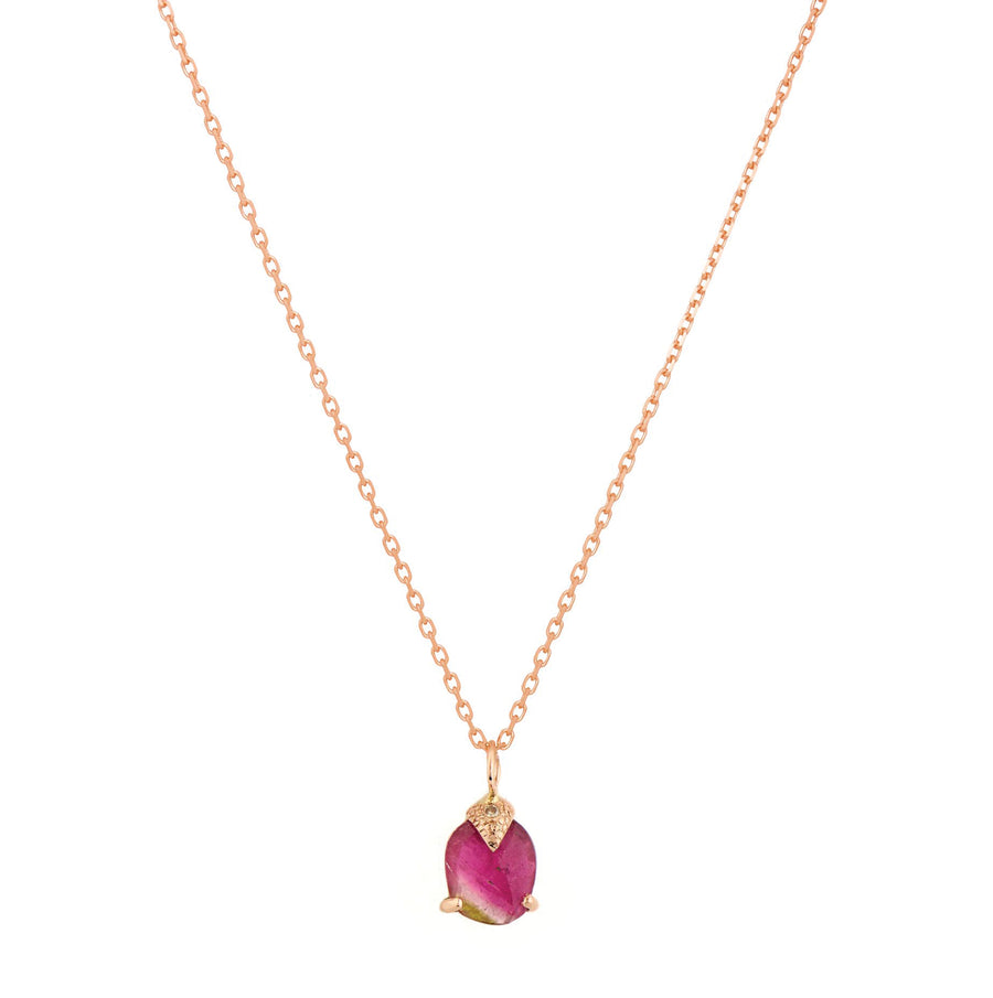Collier Mini Tourmaline