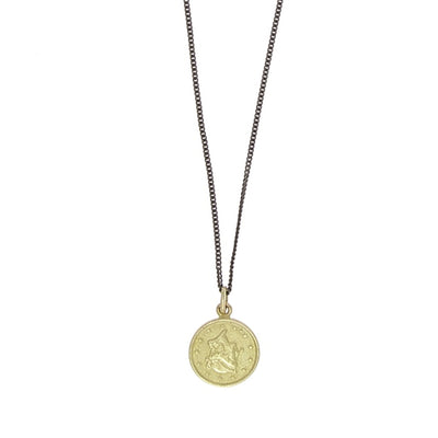 Collier One Dollar Or Rose