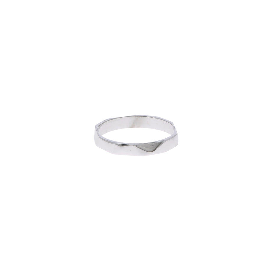 Bague Apkallu 6 Or Blanc