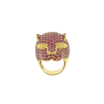 Bague Big Tiger