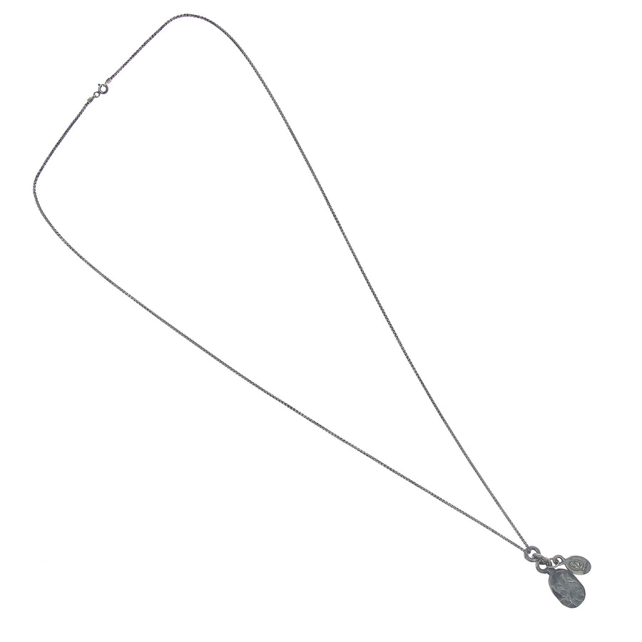 Collier chip pendant