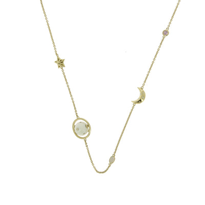 Collier Court Galaxie Mammouth