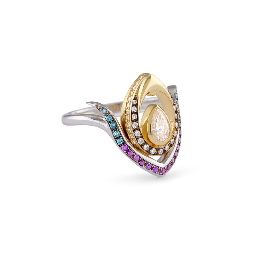 Bague Diamond Anther