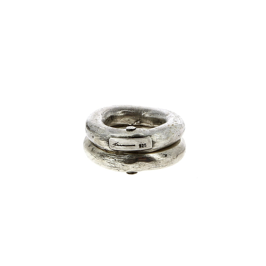 Bague Bold Mechanic - Innan jewellery - Bagues pour femme - Mad Lords