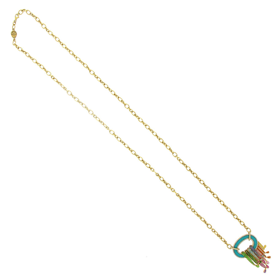 Collier Rainbow Energy
