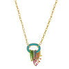 Collier Rainbow Energy - Alexandra Abramczyk - Colliers pour femme - Mad Lords