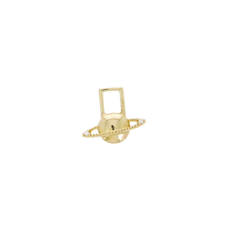 Charm Jupiter Serti de Diamants
