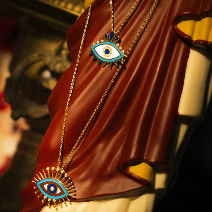 Collier Queen Eye