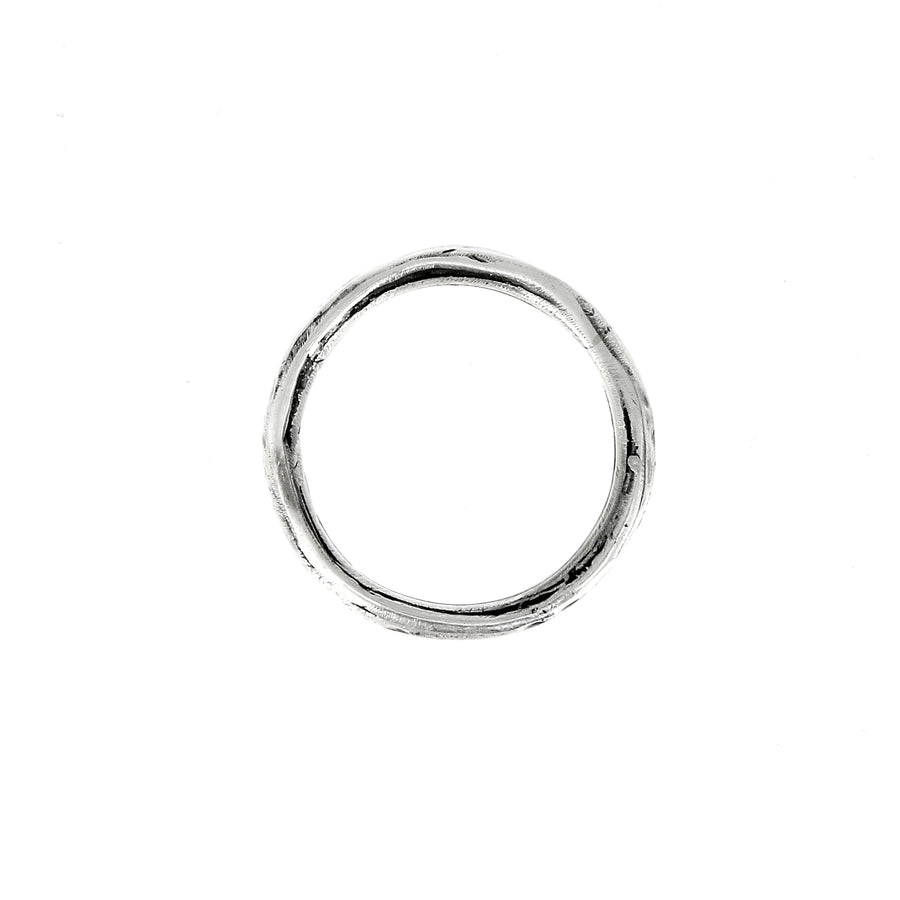 Bague Large Simple