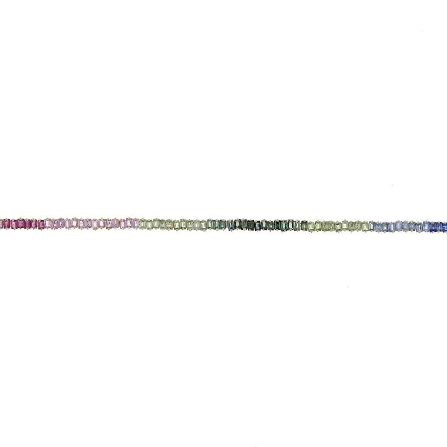 Collier Majestic Rainbow