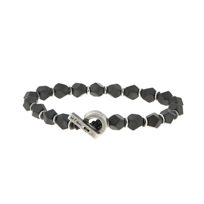 Bracelet Hematite Multi Faces - M Cohen - Bracelets pour homme - Mad Lords