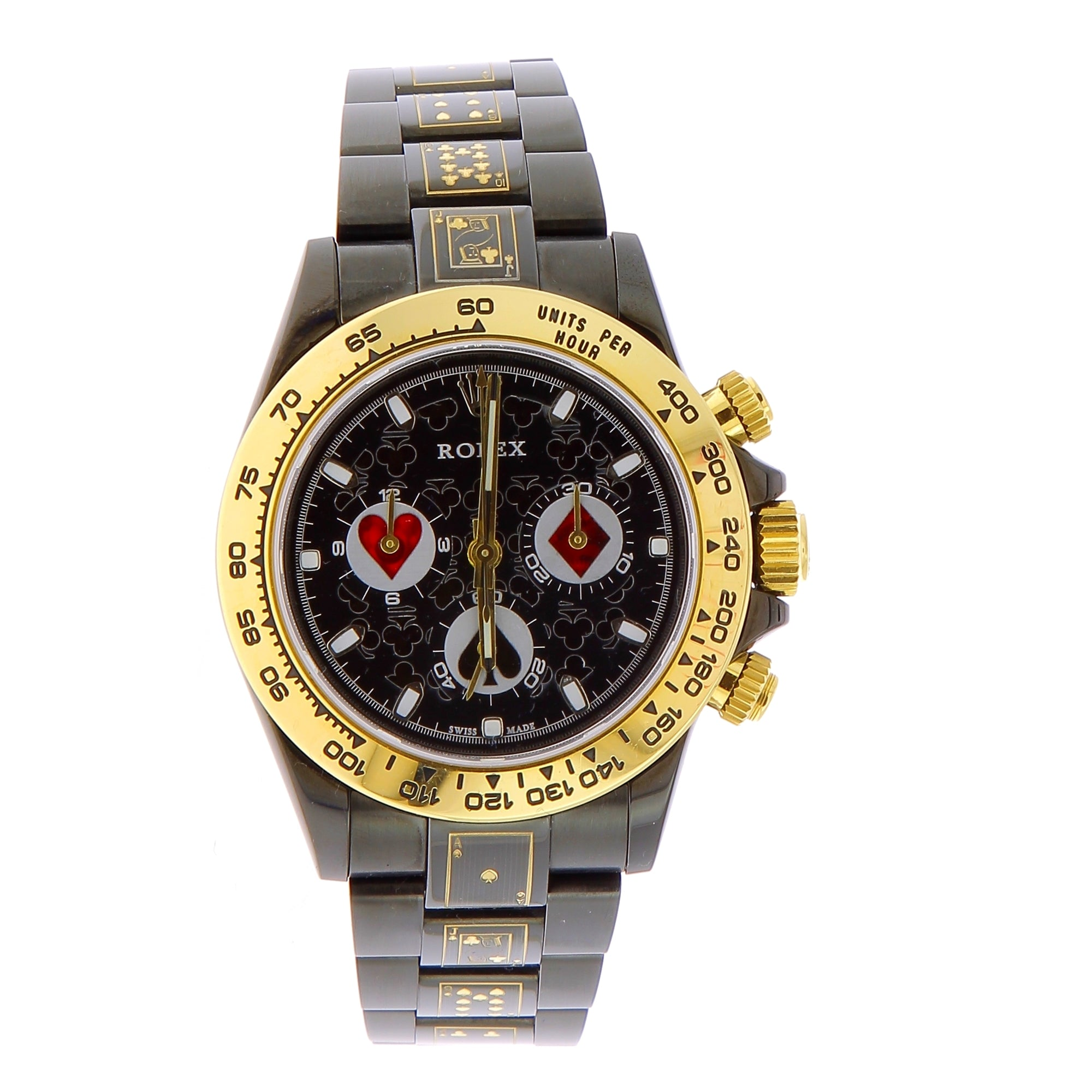 Cosmograph Daytona Poker Watch Mad Lords Watch Mad Lords Mad Lords