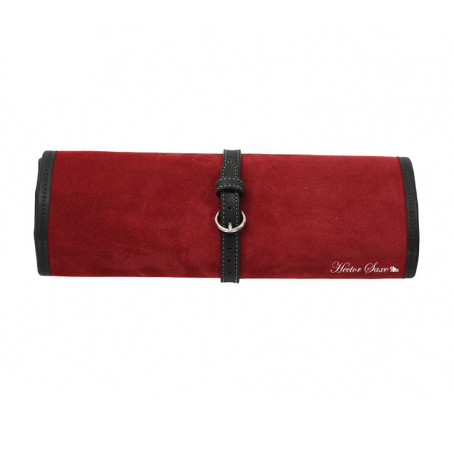 Backgammon De Voyage Rouge