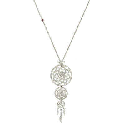 Collier Dream Catcher - Laura Sayan - Colliers pour femme - Mad Lords